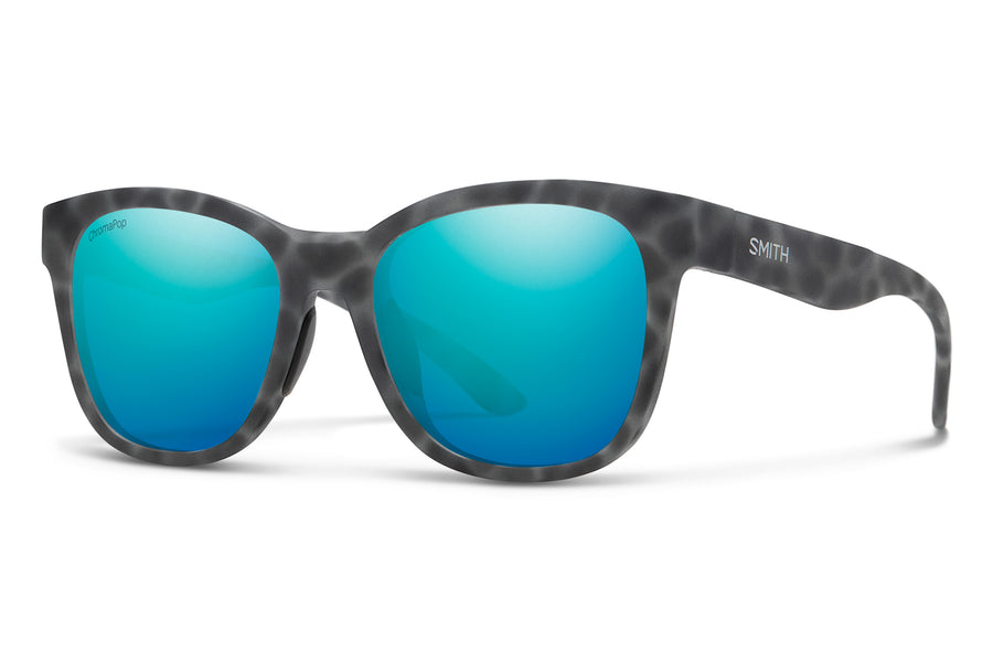 Smith Sunglasses Caper MATTE ASH TORTOISE