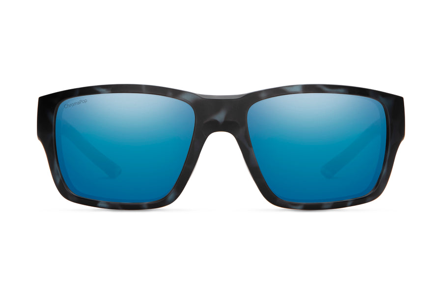 Smith Sunglasses Outback Matte Black Ice Tort