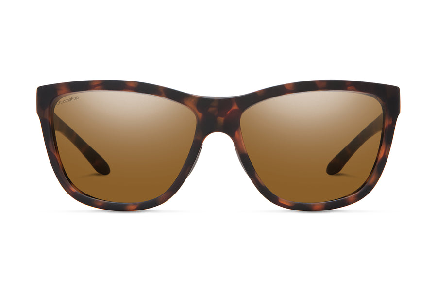 Smith Sunglasses Eclipse Matte Havana