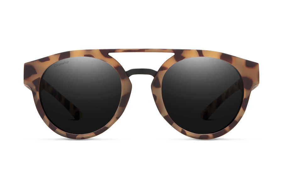Smith Sunglasses Range Matte Honey Tort