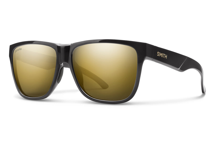 Smith Sunglasses Lowdown XL 2 Black Gold