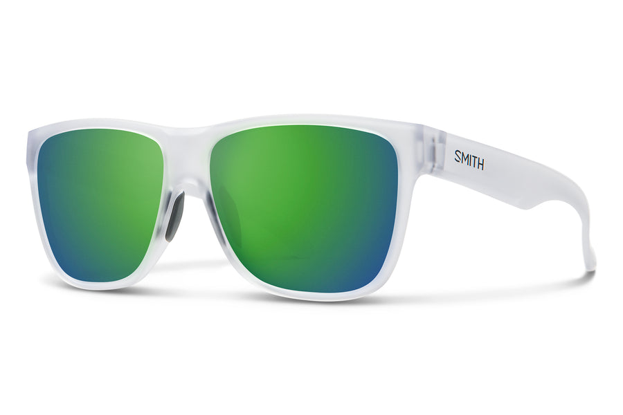 Smith Sunglasses Lowdown XL 2 Matte Crystal