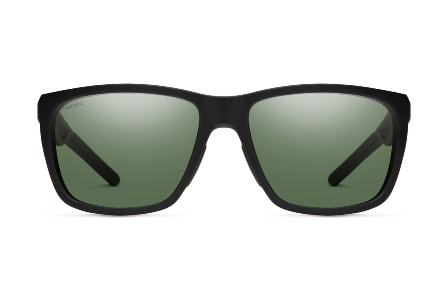 Smith Sunglasses Longfin Matte Black