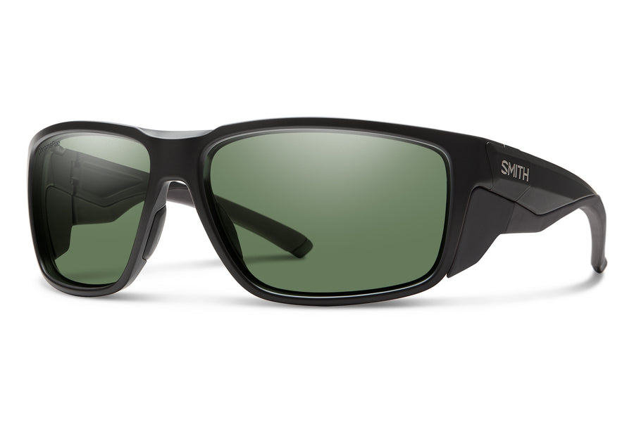 Smith Sunglasses Freespool Mag MATTE BLACK