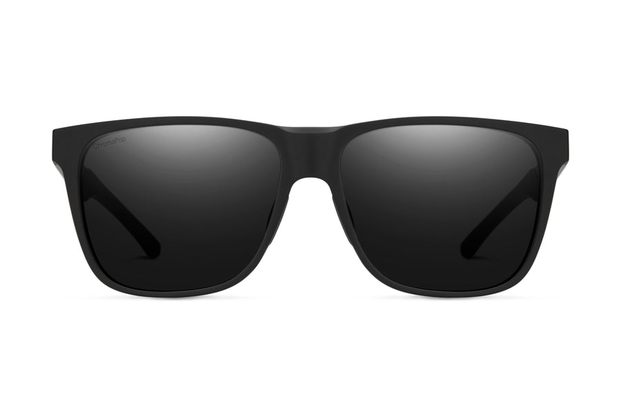 Smith Sunglasses Lowdownsteel XL MATTE BLACK