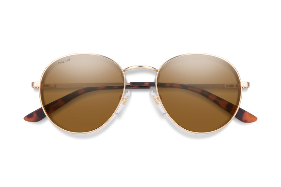 Smith Sunglasses Prep MATTE GOLD