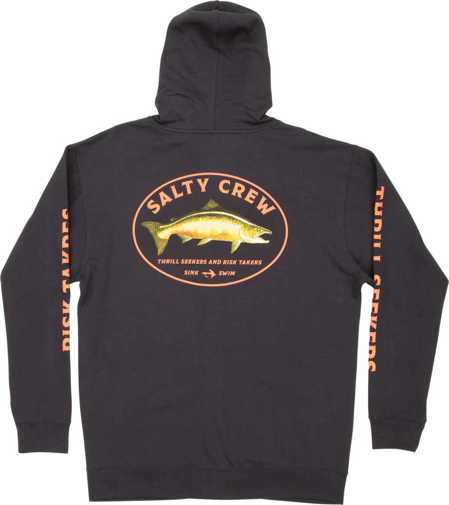 Salty Crew King Sal Zip Fleece