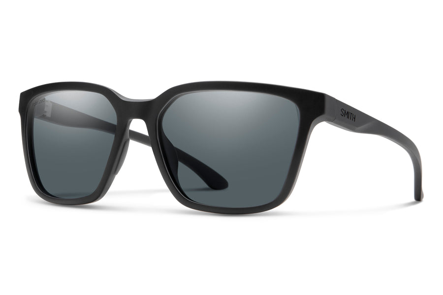 Smith Sunglasses Shoutout Core Matte Black
