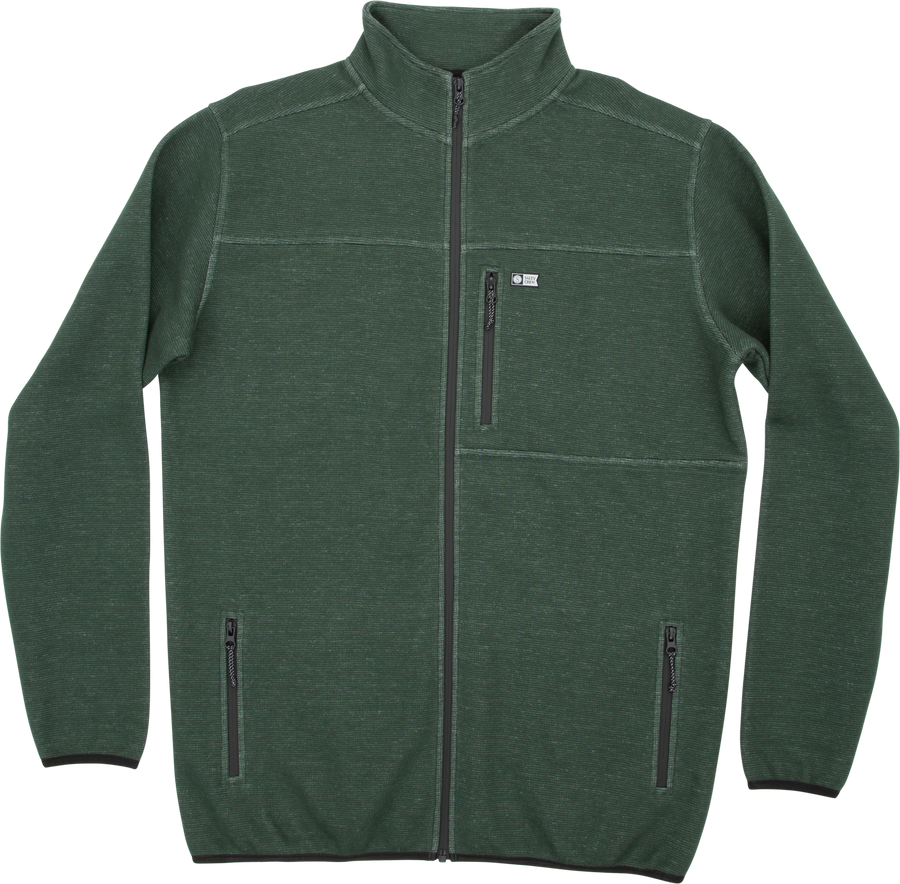 Salty Crew Tempest Mockneck Fleece Jacket