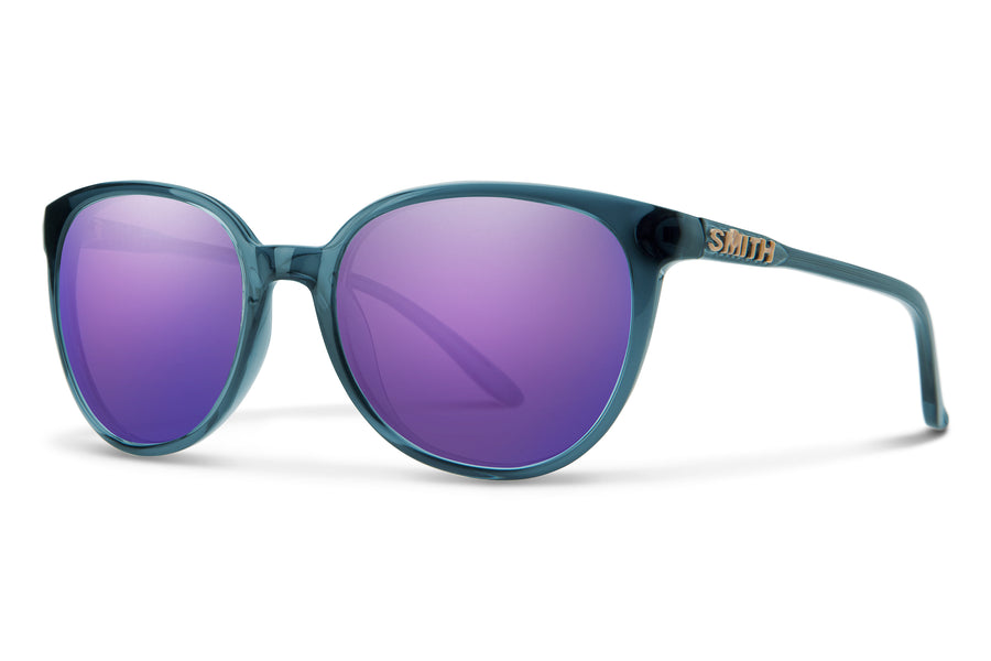 Smith Sunglasses Cheetah Crystal Mediterranean