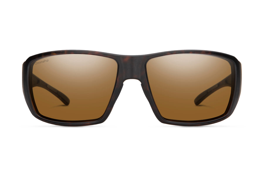 Smith Sunglasses Guides Choice MATTE AMBER TORT