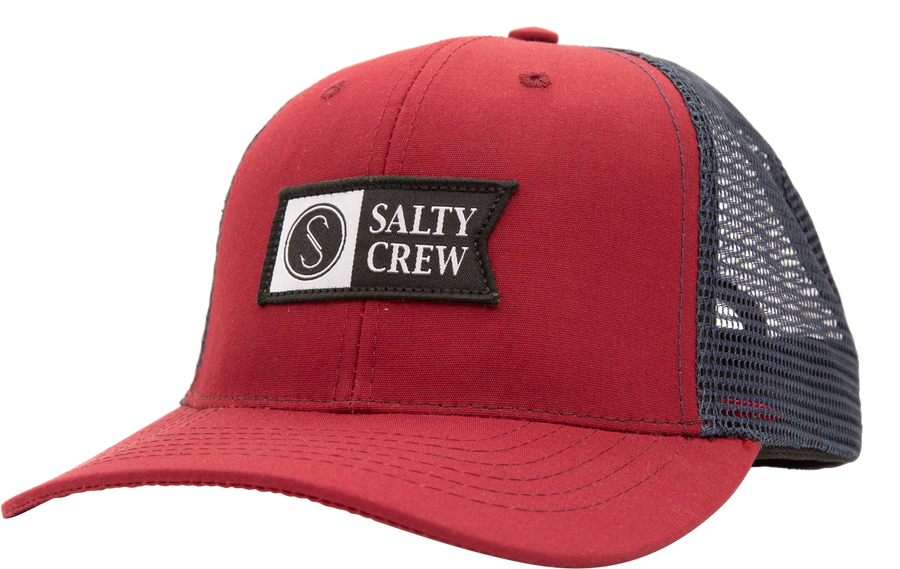 Salty Crew Pinnacle Retro Trucker
