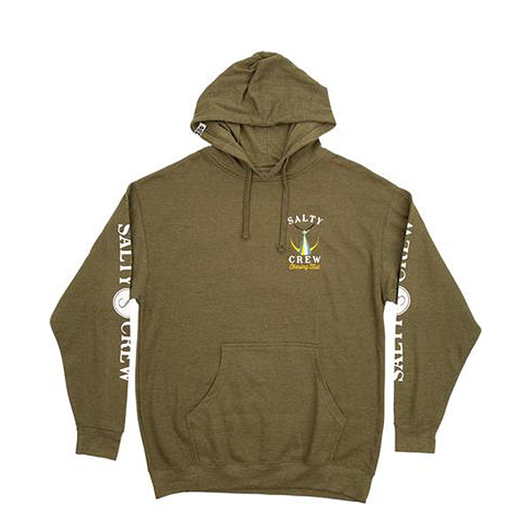 Salty Crew Tailed Hooded Fleece