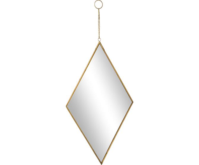 A Simple Mess Mirror Lily Brass Glass