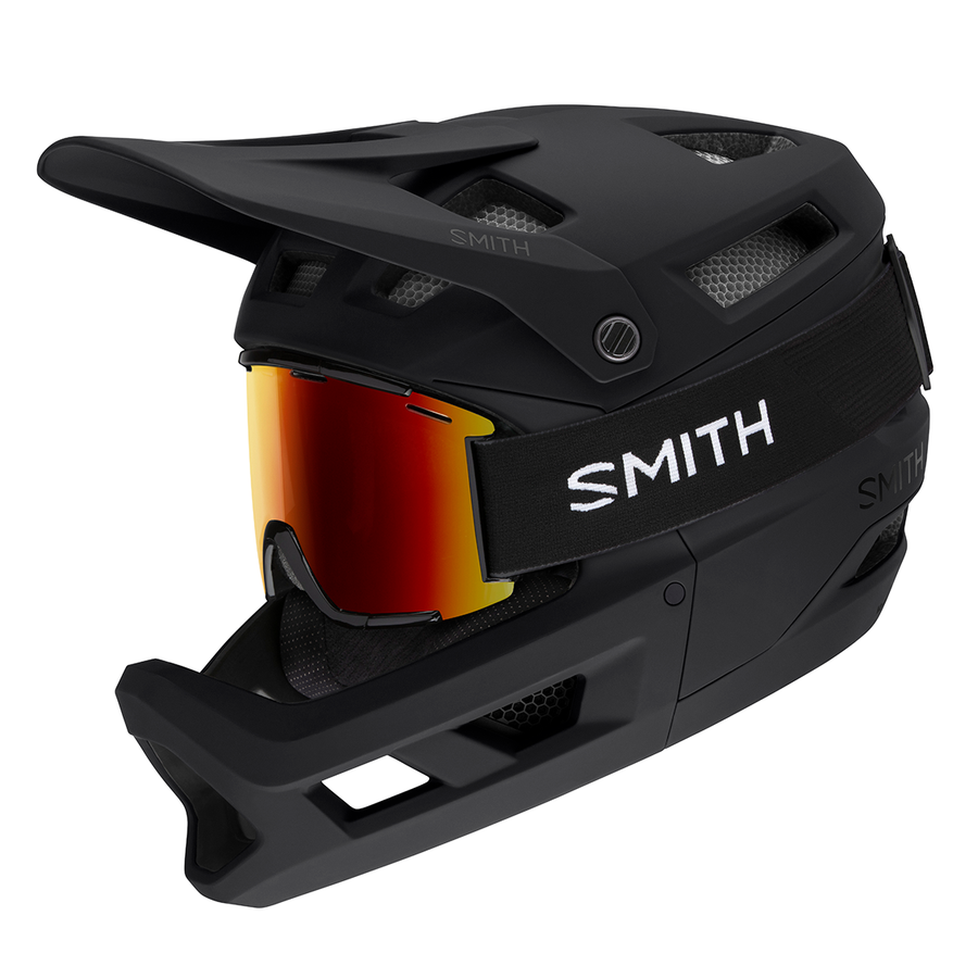 Smith MTB Helmet The Mainline Mips Matte Sage / Red Rock