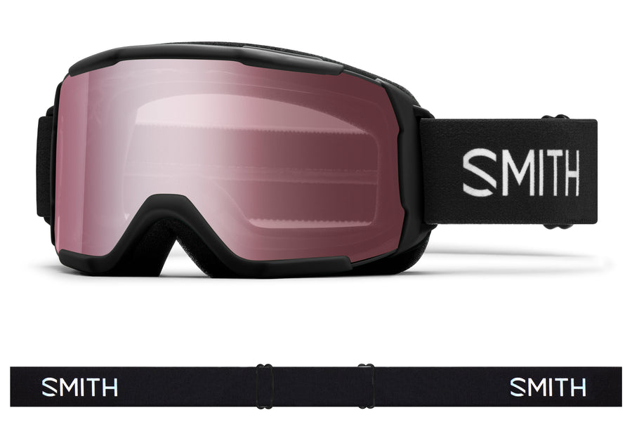 Smith Snow Goggle Daredevil BLACK