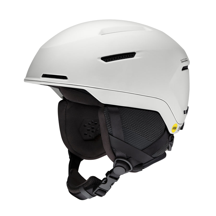 Smith Snow Helmet Altus MATTE WHITE