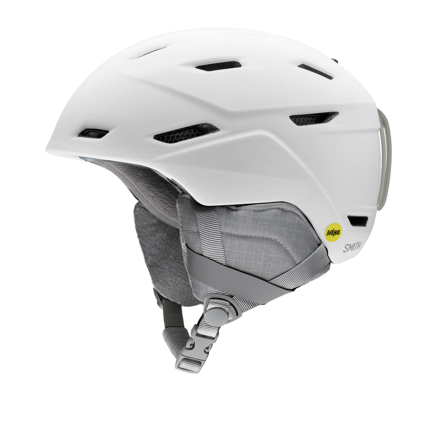 Smith Snow Helmet Prospect Jr. Mips MATTE WHITE