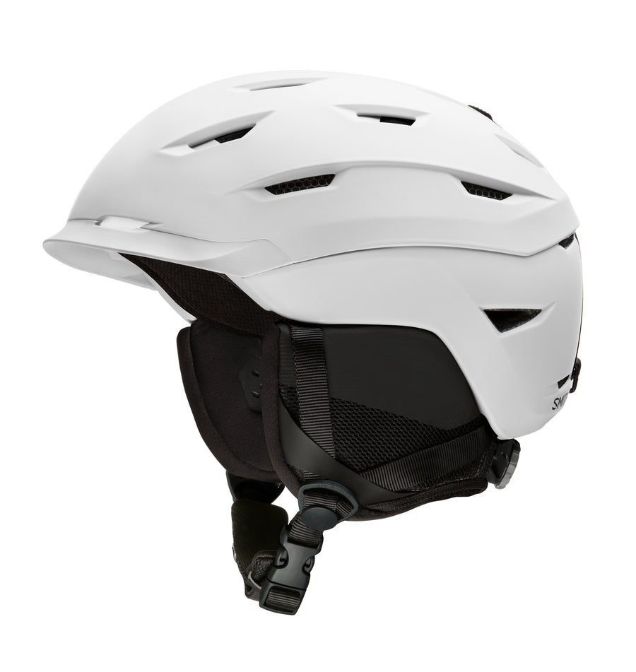 Smith Snow Helmet Level MATTE WHITE