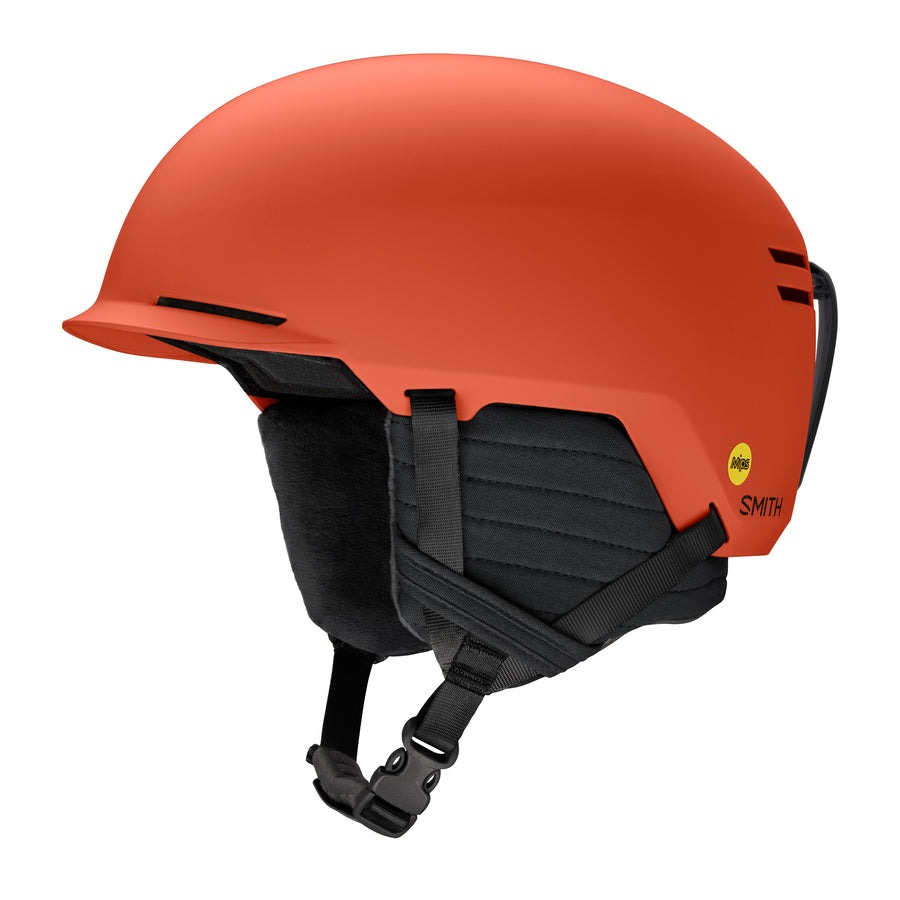 Smith Snow / Skate / BMX Helmet Scout Mips MATTE BURNT ORANGE