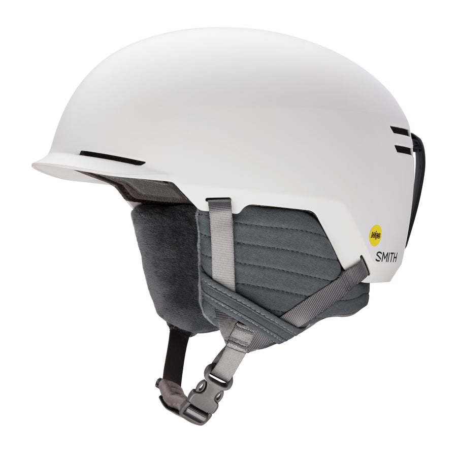 Smith Snow / Skate / BMX Helmet Scout Mips MATTE WHITE