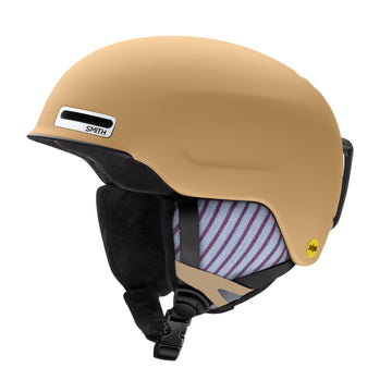 Smith Snow Helmet Maze Mips MATTE SAFARI KINCO