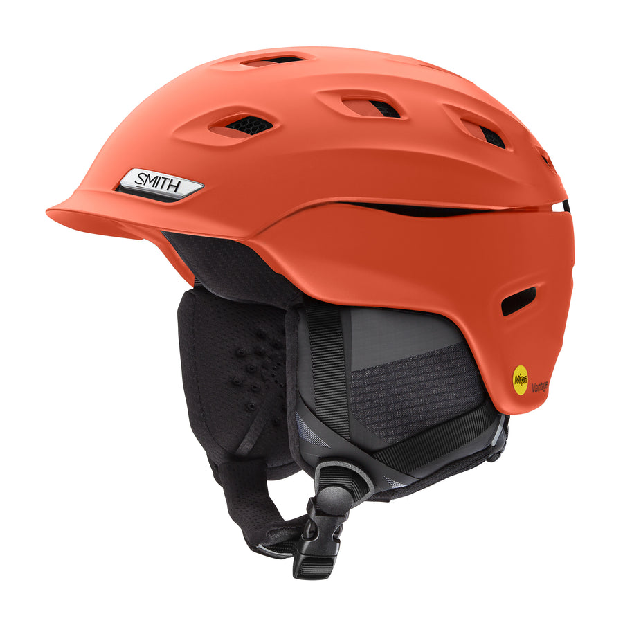 Smith Snow Helmet Vantage Mips MATTE BURNT ORANGE