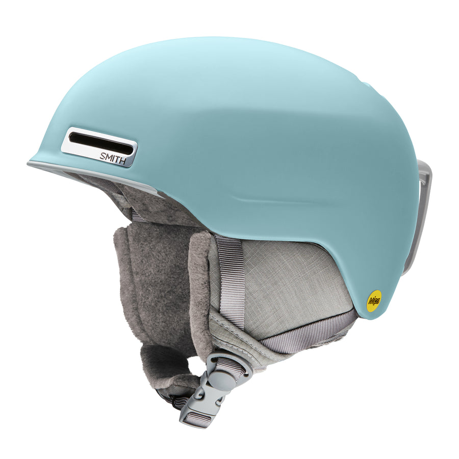 Smith Snow Helmet Allure Mips MATTE POLAR BLUE