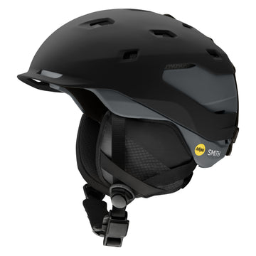 Smith Snow Helmet Quantum Mips MATTE BLACK CHARCOAL