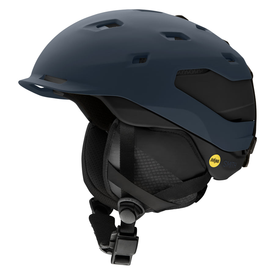 Smith Snow Helmet Quantum Mips MATTE FRENCH NAVY BLACK