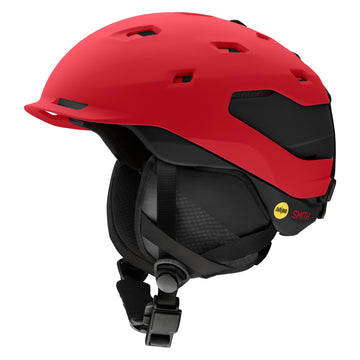 Smith Snow Helmet Quantum Mips MATTE LAVA BLACK