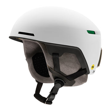 Smith Snow Helmet Code Mips MATTE WHITE 17/18