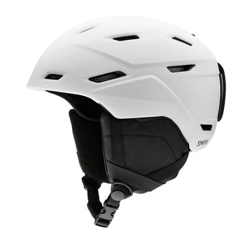 Smith Snow Helmet Mission MATTE WHITE