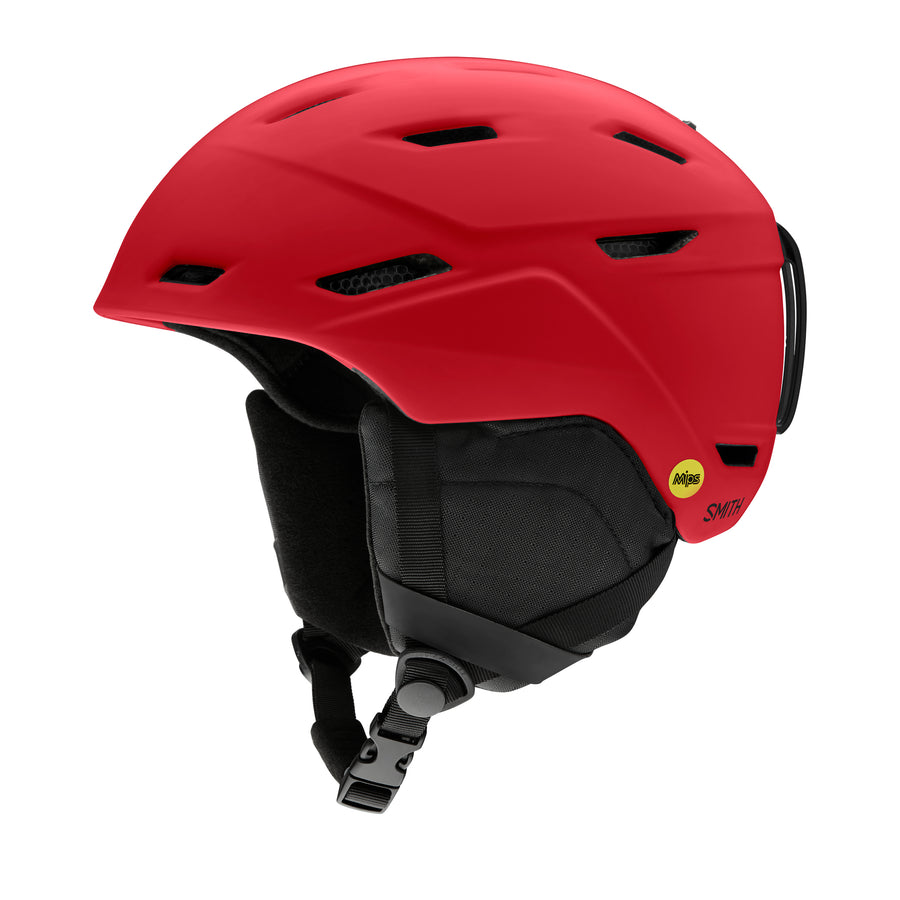 Smith Snow Helmet Mission Mips MATTE LAVA