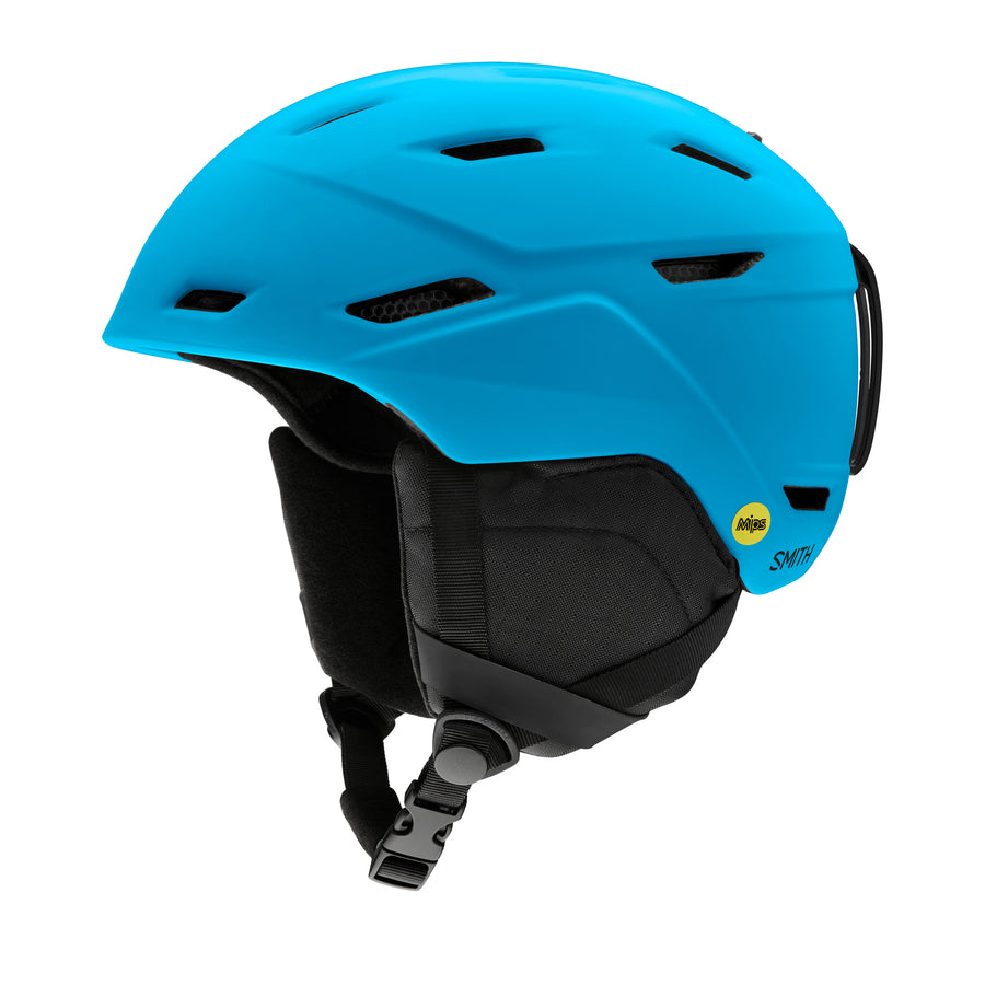 Smith Snow Helmet Mission Mips MATTE SNORKEL