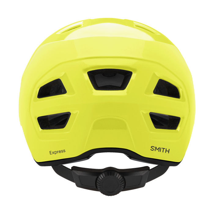 Smith Commute / BMX / Skate Helmet Express Neon Yellow