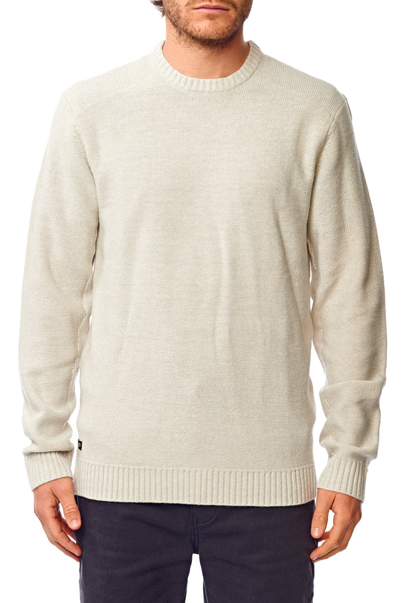Globe Spacer Sweater