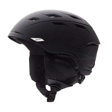 Smith Snow Helmet Sequel MATTE BLACK
