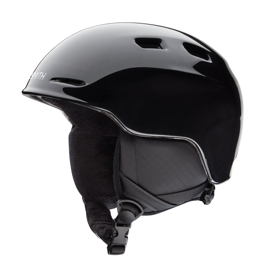 Smith Snow Helmet Zoom Jr. BLACK