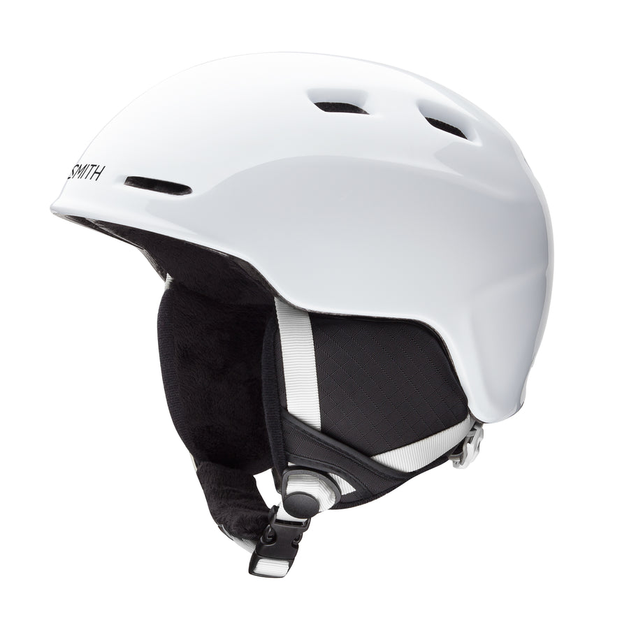 Smith Snow Helmet Zoom Jr. WHITE