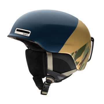Smith Snow Helmet Maze MATTE NAVY CAMO