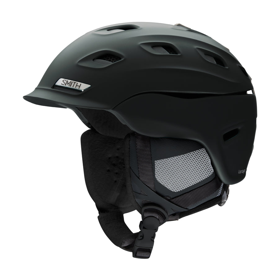Smith Snow Helmet Vantage Women MATTE BLACK