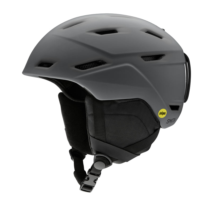 Smith Snow Helmet Mission Mips MATTE CHARCOAL