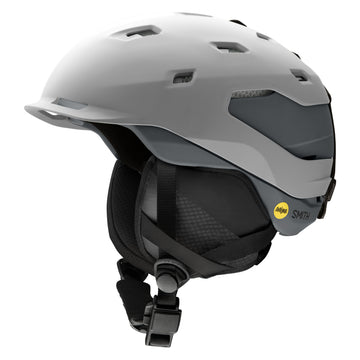Smith Snow Helmet Quantum Mips MATTE CLOUDGREY CHARCOAL