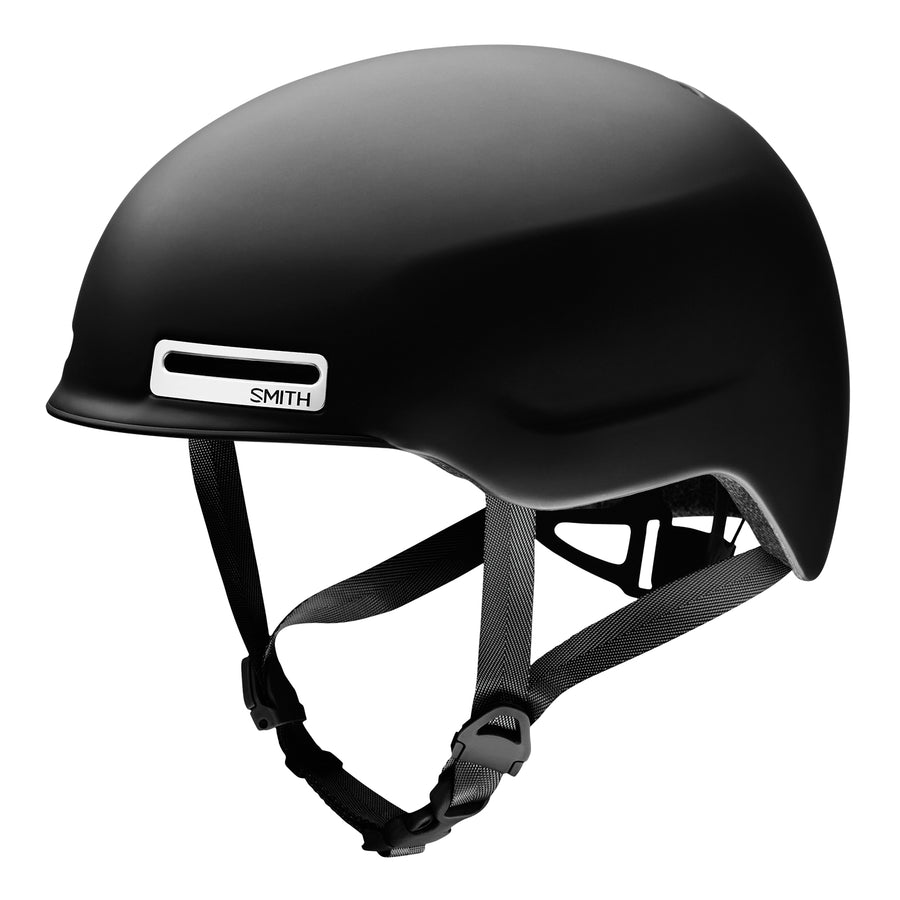 Smith BMX / Skate / Commute Helmet Maze Bike Matte Black