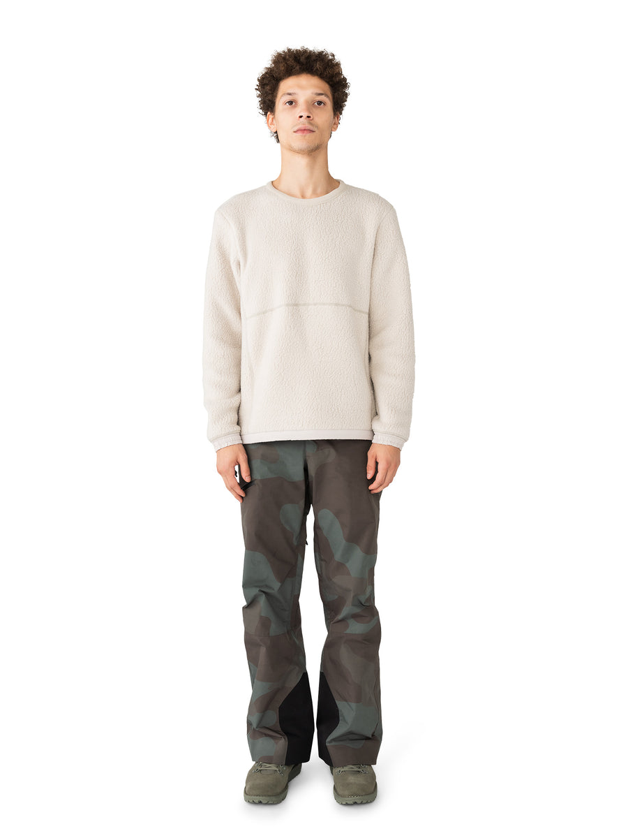 Holden Men's Shearling Crew Sweater
