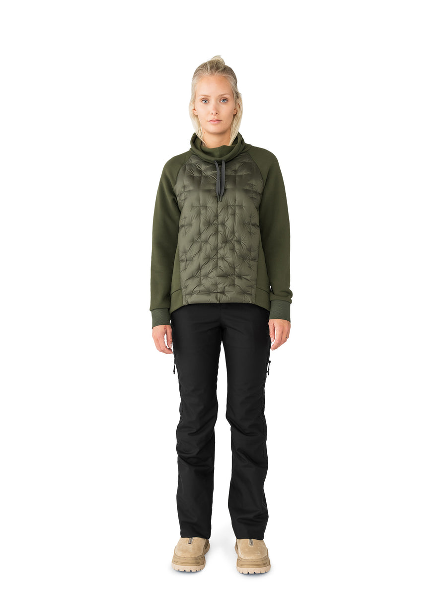 Holden Women's Down Hybrid Pullover