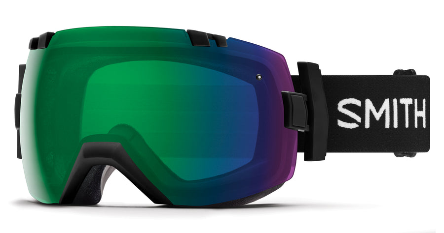 Smith Snow Goggle I/OX BLACK SAISON 18/19