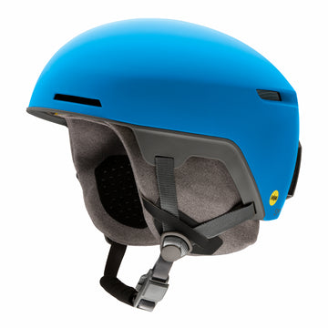 Smith Snow Helmet Code Mips Matte Imperial Blue 18/19