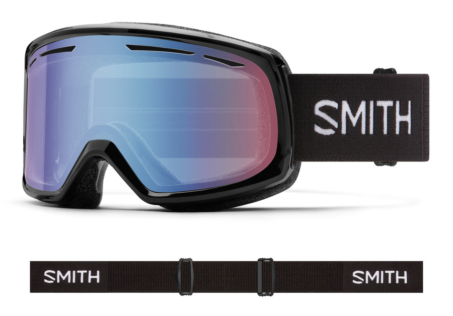 Smith Snow Goggle Drift BLACK